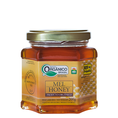 Pure Organic Honey 200g