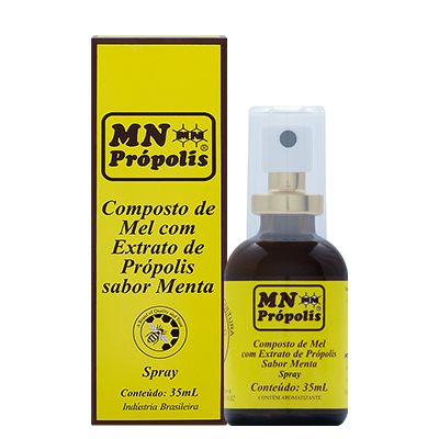 Spray Amarelo 35mL